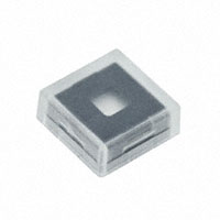 TE Connectivity ALCOSWITCH Switches - 2311403-2 - CAP TACTILE SQUARE BLACK