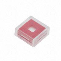 TE Connectivity ALCOSWITCH Switches - 2311403-3 - CAP TACTILE SQUARE RED