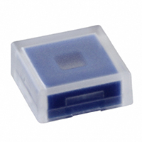 TE Connectivity ALCOSWITCH Switches - 2311403-4 - CAP TACTILE SQUARE BLUE