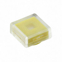 TE Connectivity ALCOSWITCH Switches - 2311403-5 - CAP TACTILE SQUARE YELLOW