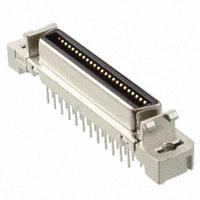 TE Connectivity AMP Connectors - 2-5175887-7 - CONN RCPT 50POS .050 VERT GOLD