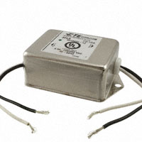 TE Connectivity Corcom Filters - 2-6609092-3 - LINE FILTER 125/280VAC 3.9A CHAS