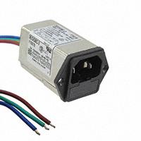 TE Connectivity Corcom Filters - 2-6609115-0 - PWR ENT MOD RCPT IEC320-C14 PNL