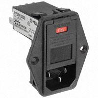 TE Connectivity Corcom Filters - 2-6609956-2 - PWR ENT MOD RCPT IEC320-C14 PNL