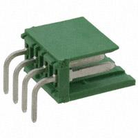 TE Connectivity AMP Connectors - 280616-1 - CONN HEADER 4POS R/A TIN .156