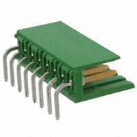 TE Connectivity AMP Connectors - 280618-2 - CONN HEADER 8POS R/A GOLD .156