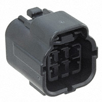 TE Connectivity AMP Connectors - 2822346-1 - ECONO-J MK-2 PLUG ASSY 6P
