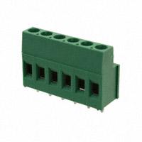 TE Connectivity AMP Connectors - 282857-6 - TERM BLOCK 6POS SIDE ENT 5.08MM