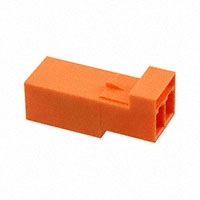 TE Connectivity AMP Connectors - 2834049-3 - REC, 2P LATCHED POKE-IN WTW CONN