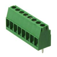 TE Connectivity AMP Connectors - 284391-8 - TERM BLOCK 8POS SIDE ENT 3.5MM