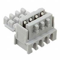 TE Connectivity AMP Connectors - 284865-4 - DIRECT MOUNT CARD EDGE CONN