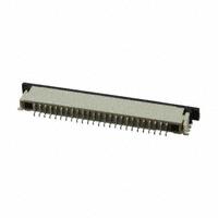 TE Connectivity AMP Connectors - 2-84952-5 - CONN FPC BOTTOM 25POS 1.00MM R/A