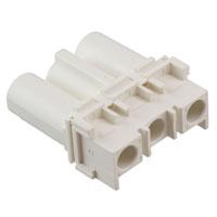TE Connectivity AMP Connectors - 293051-2 - CONN SSL RCPT HSG 3POS CRIMP