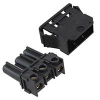 TE Connectivity AMP Connectors - 293114-1 - CONN SSL PLUG HSG 3POS SCREW