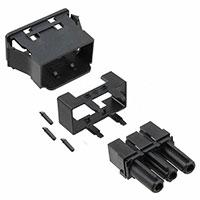 TE Connectivity AMP Connectors - 293191-1 - CONN SSL PLUG HSG 3POS SCREW