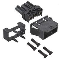 TE Connectivity AMP Connectors - 293193-1 - CONN SSL PLUG HSG 3POS SCREW