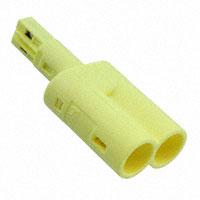 TE Connectivity AMP Connectors - 293234-8 - CONN SSL T-SPLITTER 2POS 3.7MM