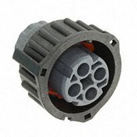 TE Connectivity AMP Connectors - 2-967325-1 - CONN PLUG HSG FMALE 4POS INLINE