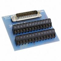 TE Connectivity AMP Connectors - 2M25DSM - INTERFACE MOD DSUB MALE 25POS