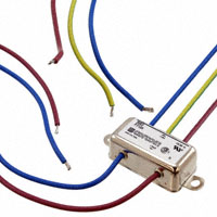 TE Connectivity Corcom Filters - 2VB3 - LINE FILTER 250VAC 2A CHASS MNT