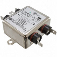 TE Connectivity Corcom Filters - 2VK1 - LINE FILTER 250VAC 2A CHASS MNT