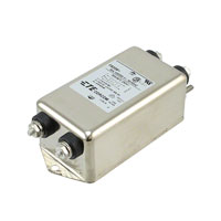 TE Connectivity Corcom Filters - 3-1609037-3 - LINE FILTER 250VAC 30A CHASS MNT