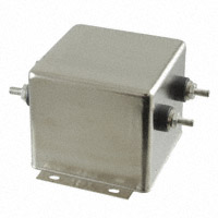 TE Connectivity Corcom Filters - 30ESK6 - LINE FILTER 250VAC 30A CHASS MNT