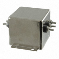 TE Connectivity Corcom Filters - 30VSK6C - LINE FILTER 250VAC 30A CHASS MNT