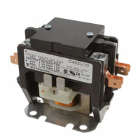 TE Connectivity Potter & Brumfield Relays - 3100-20Q18999C - RELAY CONTACTOR DPST 40A 24V