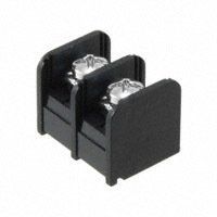 "TE Connectivity AMP Connectors - NC6-P108-02 - CONN BARRIER STRIP 2CIRC 0.375"""