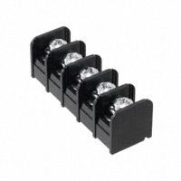 "TE Connectivity AMP Connectors - NC6-P108-05 - CONN BARRIER STRIP 5CIRC 0.375"""