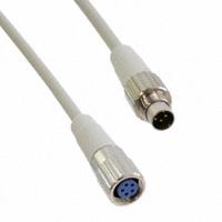 TE Connectivity AMP Connectors - 3-1437720-1 - CONN MALE/FEMALE 5POS, 3M CABLE