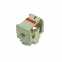 TE Connectivity AMP Connectors - 3-2106003-1 - CONN IDC HOUSING 1POS 24AWG SMD