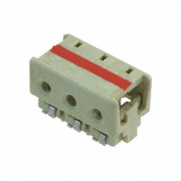 TE Connectivity AMP Connectors - 3-2106003-3 - CONN IDC HOUSING 3POS 24AWG SMD