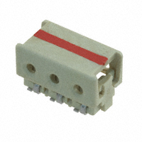 TE Connectivity AMP Connectors - 3-2106431-3 - CONN IDC HOUSING 3POS 24AWG SMD