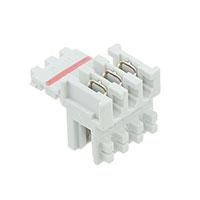 TE Connectivity AMP Connectors - 3-284932-3 - DUOPLUG MKI STD KEYED 1/2 3 POS