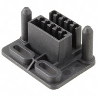 TE Connectivity AMP Connectors - 343347-1 - DRAWER CONNECTOR PLUG HSG10 WA