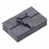 TE Connectivity AMP Connectors - 3-487937-4 - CONN FFC RCPT HSG 34POS 1.27MM