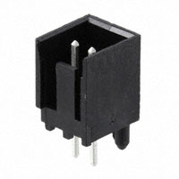 TE Connectivity AMP Connectors - 3-644893-2 - CONN HEADER 2POS VERT .100 TIN