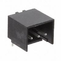 TE Connectivity AMP Connectors - 3-644894-3 - CONN HEADER 3POS R/A TIN .100
