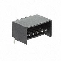 TE Connectivity AMP Connectors - 3-644894-5 - CONN HEADER 5POS R/A CST-100 TIN
