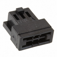 TE Connectivity AMP Connectors - 3-88179-2 - CONN FFC RCPT HSG 6POS 2.54MM