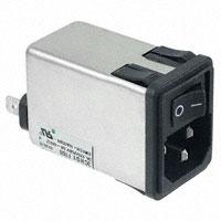 TE Connectivity Corcom Filters - 3CHS1 - PWR ENT MOD RCPT IEC320-C14 PNL