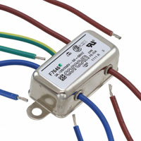 TE Connectivity Corcom Filters - 3EH3 - LINE FILTER 250VAC 3A CHASS MNT