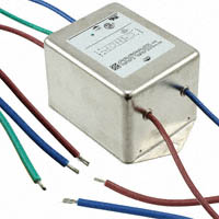TE Connectivity Corcom Filters - 3EP3 - LINE FILTER 250VAC 3A CHASS MNT