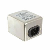 TE Connectivity Corcom Filters - 3EP7M - PWR ENT RCPT IEC320-C14 BULKHEAD