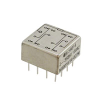TE Connectivity Aerospace, Defense and Marine - 3SBH1139A2 - RELAY GEN PURPOSE 4PDT 2A 26.5V