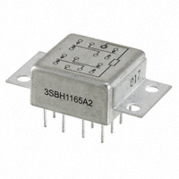 TE Connectivity Aerospace, Defense and Marine - 3SBH1165A2 - RELAY GEN PURPOSE 4PDT 2A 26.5V