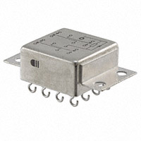 TE Connectivity Aerospace, Defense and Marine - 3SBH1230A2 - RELAY GEN PURPOSE 4PDT 2A 26.5V