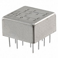 TE Connectivity Aerospace, Defense and Marine - 3SBH1231A2 - RELAY GEN PURPOSE 4PDT 2A 26.5V